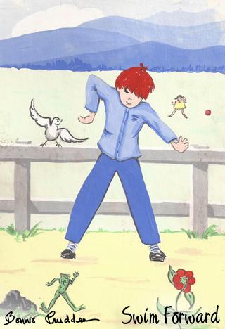 Swim Forward - by Bonnie Prudden