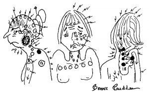 Head Neck Pain - illustration
