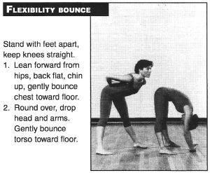 Flexibility Bounce