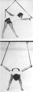 Doorway Gym: Rubber Strap
