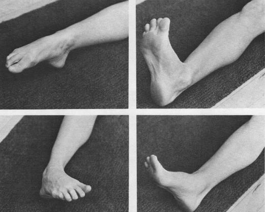 Stiff Leg / Ankle Exercises: Lower Leg Stretch